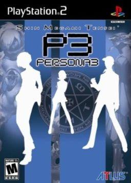 Persona 3 Cover
