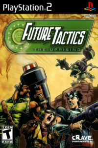Future Tactics Cover Art
