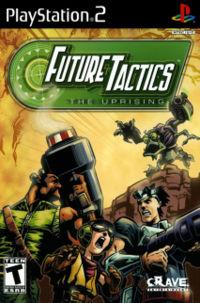 Future Tactics Cover Art