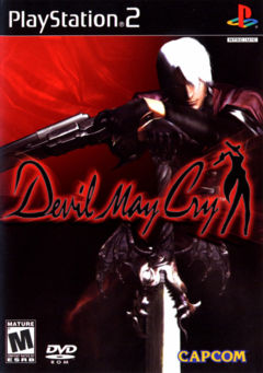Devil May Cry cover art