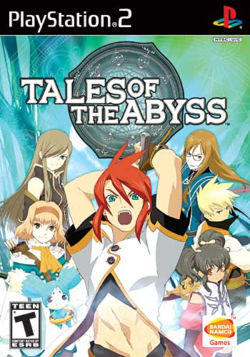 Tales of the Abyss cover art