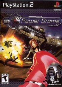 Power Drome cover art
