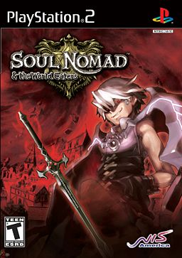 Soul Nomad & the World Eaters Cover Art