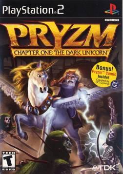 The Dark Unicorn Cover Art