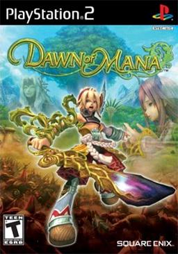 Dawn of Mana Cover Art