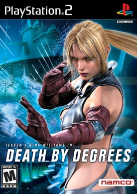 Death By Degrees Cover Art