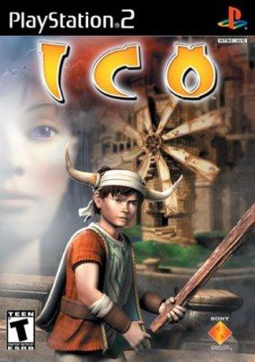 Ico cover art.