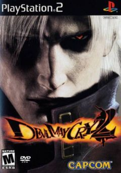 Devil May Cry 2 cover art