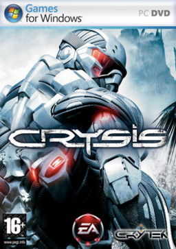 Crysis cover art