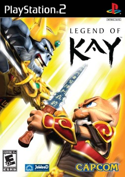 Legend of Kay cover art