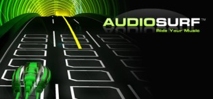 Audiosurf logo