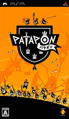Patapon cover art