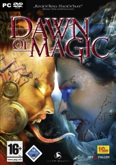Dawn of Magic cover
