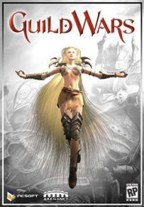 Guild Wars cover art