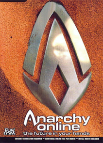 Anarchy Online cover art