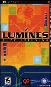 Lumines cover art