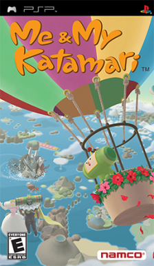 Me & My Katamari cover art
