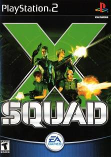 X-Squad cover art