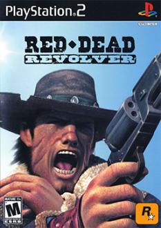 Red Dead Revolver cover art