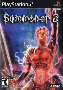 Summoner 2 cover art