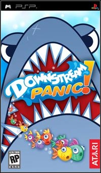 Downstream Panic! Cover art