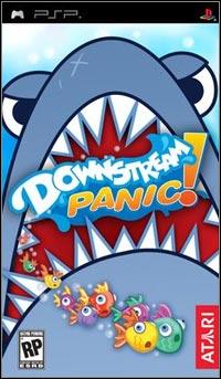 Downstream Panic! Cover art