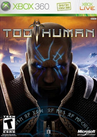 Cover art for the video game Too Human