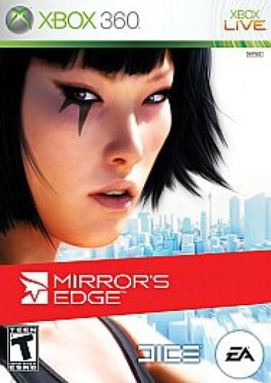Mirror's Edge cover art