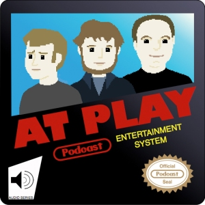 At Play Podcast Logo