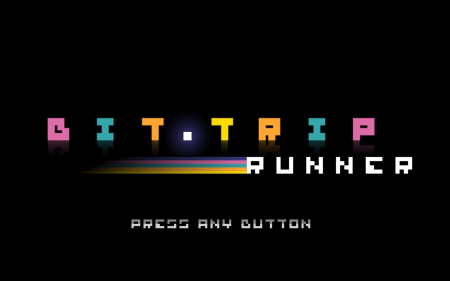 Logo of BIT.TRIP RUNNER