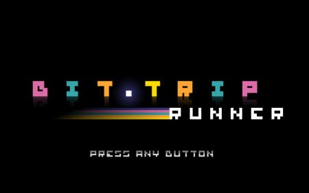 Logo of BIT.TRIP RUNNER