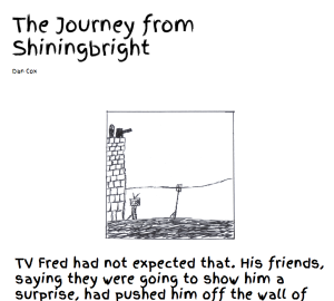 The Journey from Shiningbright