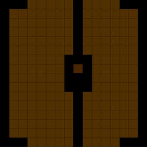 brownDoor