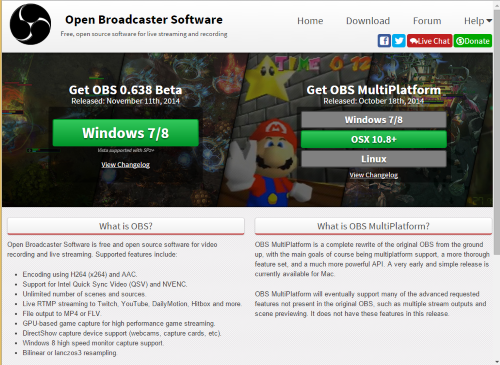 OBS_Site