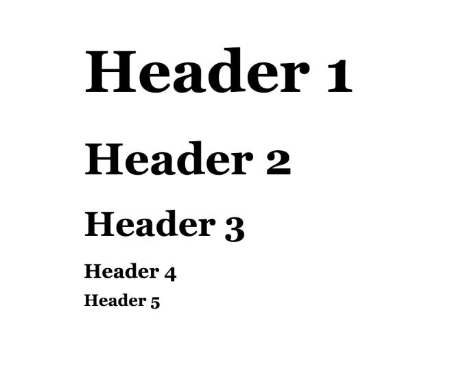 Twine Header Result