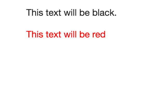 Color Code Result