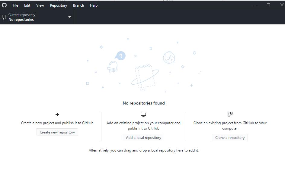 GitHub - None Found
